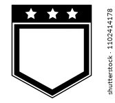 united stated of america shield | Shutterstock .eps vector #1102414178
