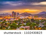 Tucson  Arizona  Usa Downtown...