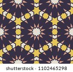 classical islamic seamless... | Shutterstock .eps vector #1102465298