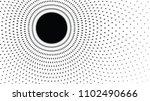 halftone dots  halftone stars ... | Shutterstock .eps vector #1102490666