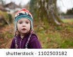 image of little girl | Shutterstock . vector #1102503182