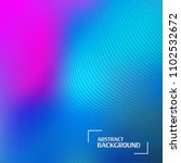 trendy vector background.... | Shutterstock .eps vector #1102532672