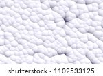3d rendering picture of white... | Shutterstock . vector #1102533125