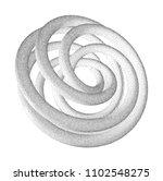 vector halftone stippled... | Shutterstock .eps vector #1102548275