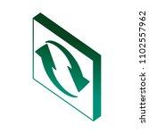 reload arrows button web... | Shutterstock .eps vector #1102557962