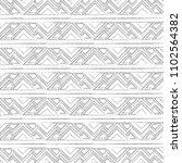 elegant pattern victorian style | Shutterstock .eps vector #1102564382