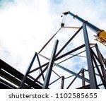 Industrial Construction Worker...