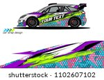 racing graphic background for...   Shutterstock .eps vector #1102607102