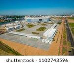 kaliningrad   russia  may 20 ... | Shutterstock . vector #1102743596
