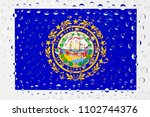 flag of american state new... | Shutterstock . vector #1102744376