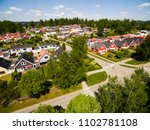 Houses In The Town Of Boras In...