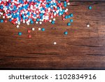 american independence day... | Shutterstock . vector #1102834916