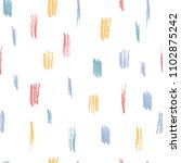 creative seamless pattern with... | Shutterstock .eps vector #1102875242