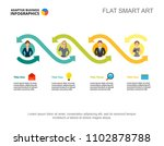 four employees options process... | Shutterstock .eps vector #1102878788