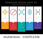5 vector icons such as good... | Shutterstock .eps vector #1102911236