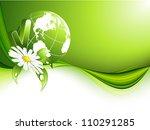 environmental vector concept...   Shutterstock .eps vector #110291285