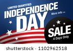 fourth of july. independence... | Shutterstock .eps vector #1102962518