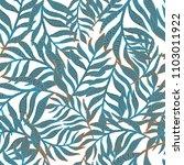 seamless vector pattern design. ... | Shutterstock .eps vector #1103011922