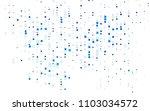 light blue  green vector... | Shutterstock .eps vector #1103034572