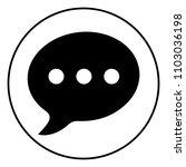 communication vector icon