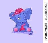 vector stock illustration... | Shutterstock .eps vector #1103066258