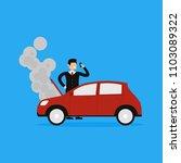 vector concept illustration of... | Shutterstock .eps vector #1103089322
