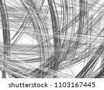 grunge abstract black and white ...   Shutterstock . vector #1103167445