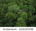 top down aerial drone image of... | Shutterstock . vector #1103192558