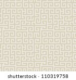 seamless abstract pattern in... | Shutterstock .eps vector #110319758