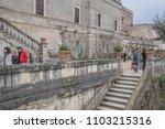 villa d'este  tivoli  lazio... | Shutterstock . vector #1103215316