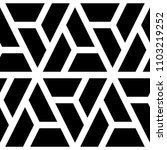 mosaic pattern. jagged figures...   Shutterstock .eps vector #1103219252