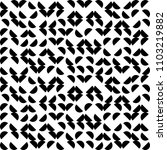 vector seamless geometry... | Shutterstock .eps vector #1103219882