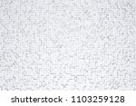 abstract white or gray 3d... | Shutterstock . vector #1103259128