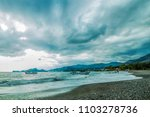 antalya  is a port city on the... | Shutterstock . vector #1103278736