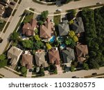 aerial drone image of... | Shutterstock . vector #1103280575