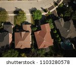aerial drone image of... | Shutterstock . vector #1103280578