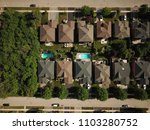 aerial drone image of... | Shutterstock . vector #1103280752