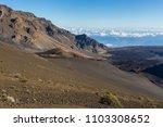 haleakala national park   Shutterstock . vector #1103308652