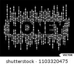 rhinestone with slogan. heat... | Shutterstock .eps vector #1103320475