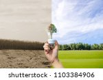 recyclable environment human... | Shutterstock . vector #1103384906