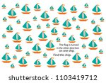 find different ship  fun...   Shutterstock .eps vector #1103419712