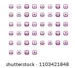square button icon in half...