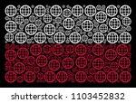 polish state flag concept... | Shutterstock .eps vector #1103452832