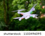 Radio Controlled Quadcopter...