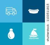 modern  simple vector icon set... | Shutterstock .eps vector #1103511815