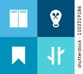 modern  simple vector icon set...   Shutterstock .eps vector #1103519186