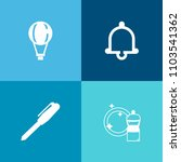 modern  simple vector icon set...   Shutterstock .eps vector #1103541362