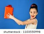 present pack  cyber monday.... | Shutterstock . vector #1103550998
