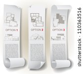 set of architectural design... | Shutterstock .eps vector #110363516