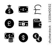 economy vector icon set....   Shutterstock .eps vector #1103640032